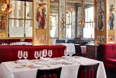 Salle de restaurant - Le Grand Véfour ©Jérôme Mondière (5)