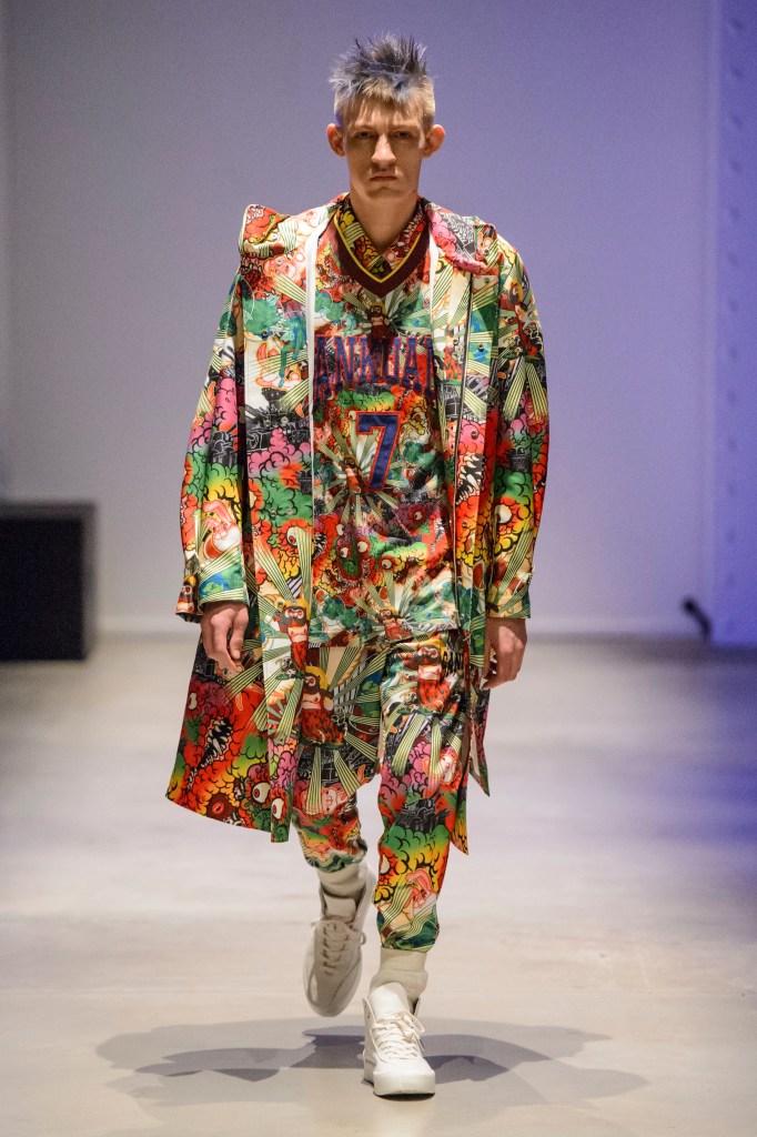 Paris Fashion Week – Homme AH 2016-2017 : SANKUANZ