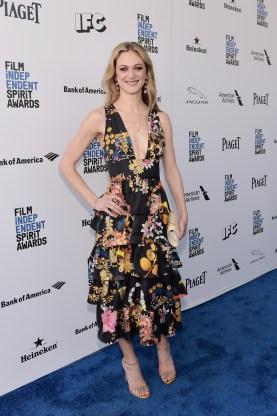 SANTA MONICA, CA - FEBRUARY 27: Actress Marin Ireland attends the 2016 Film Independent Spirit Awards sponsored by Piaget on February 27, 2016 in Santa Monica, California. (Photo by Stefanie Keenan/Getty Images for Piaget) *** Local Caption *** Marin Ireland