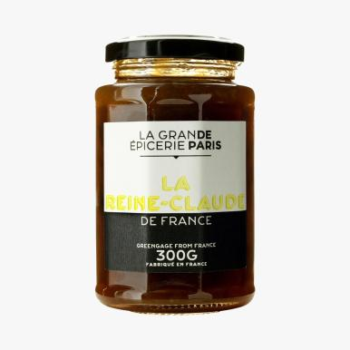 LA GRANDE EPICERIE DE PARIS Confiture La Reine Claude de France 4e80 300g