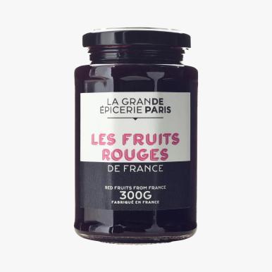 LA GRANDE EPICERIE DE PARIS Confiture aux fruits rouges 4e80 300g