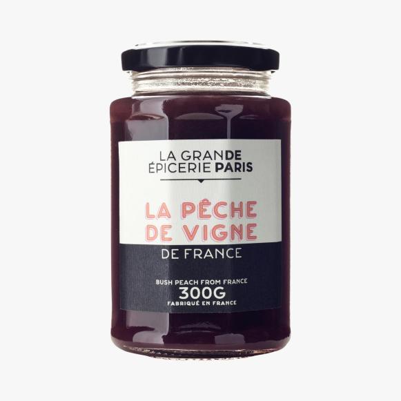 LA GRANDE EPICERIE DE PARIS Confiture pàche de vigne 4e80 300g