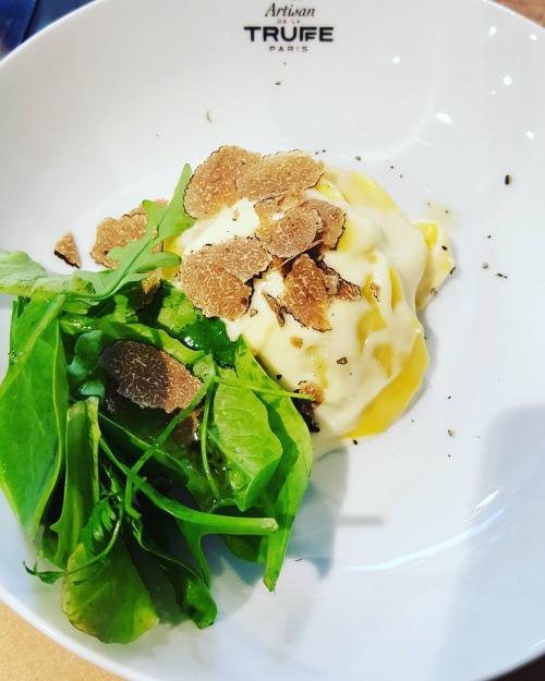 Ravioli aux truffes