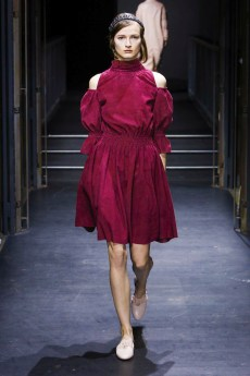 Drome Fashion Show, Ready To Wear Collection Fall Winter 2016 in Paris