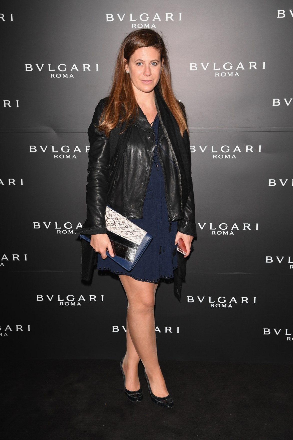 MILAN, ITALY - APRIL 12:  Francesca Versace attends BVLGARI Celebration of B.Zero1 At Milan Design Week at Hotel Bulgari on April 12, 2016 in Milan, Italy.  (Photo by Venturelli/Getty Images for BVLGARI) *** Local Caption *** Francesca Versace