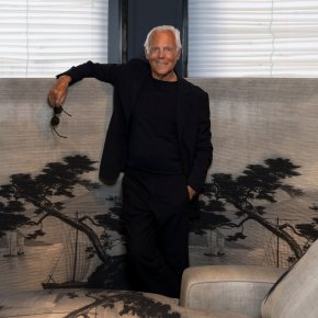 ARMANI/CASA AU SALONE DEL MOBILE  – NOUVELLE COLLECTION 2016-2017