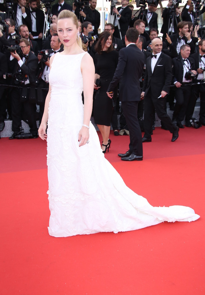Mandatory Credit: Photo by Matt Baron/BEI/Shutterstock (5682156r) Melissa George 'Cafe Society' premiere and opening ceremony, 69th Cannes Film Festival, France - 11 May 2016