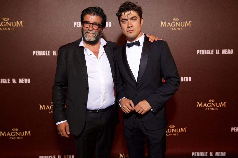 Alain Attal et Riccardo Scamarcio