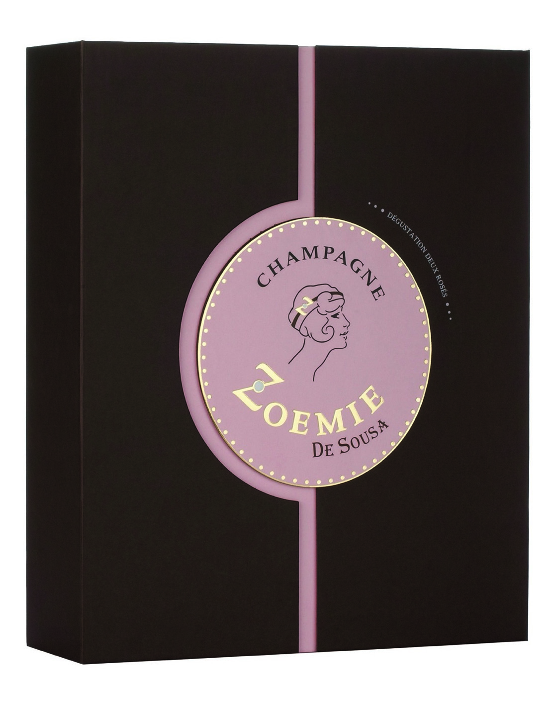 Coffret Champagne Zoemie de Sousa 2
