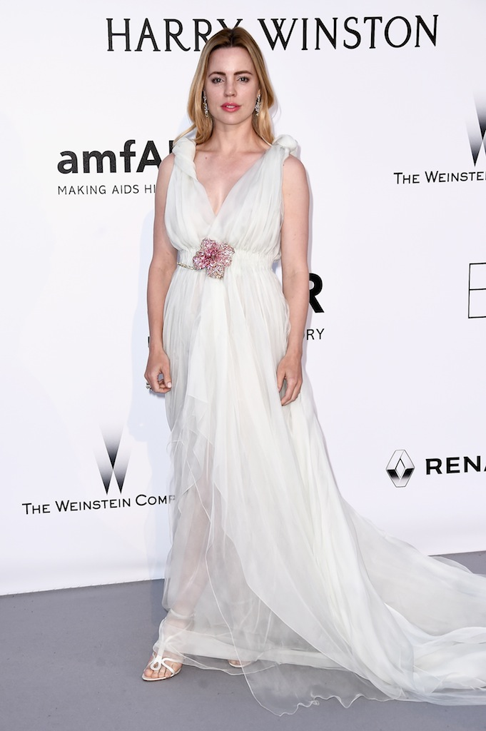 CAP D'ANTIBES, FRANCE - MAY 19: Melissa George arrives at amfAR's 23rd Cinema Against AIDS Gala at Hotel du Cap-Eden-Roc on May 19, 2016 in Cap d'Antibes, France. (Photo by Ian Gavan/Getty Images)