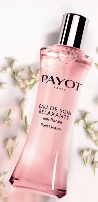 eau soin relaxante