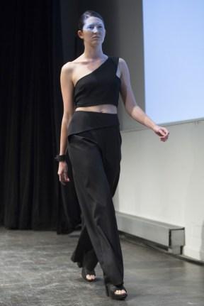 MONTREAL, QUE.: APRIL 5, 2016 -- Allcovered Fashionau Fashion Preview à l'Agora Hydro Québec à Montreal, Tuesday April 5, 2016. PHOTO: Vincenzo D'Alto / BUREAU DE LA MODE