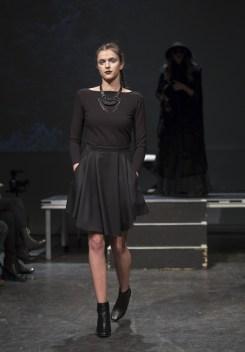 MONTREAL, QUE.: APRIL 6, 2016 -- Emi Jeen au Fashion Preview à l'Agora Hydro Québec à Montreal, Wednesday April 6, 2016. PHOTO: Vincenzo D'Alto / BUREAU DE LA MODE
