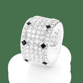 Damier Cabochon-ring