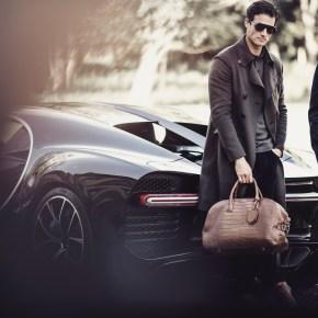 Giorgio Armani for Bugatti :  Un peu d'Italie et de France dans une seule et même collection dédiée aux hommes