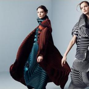 Issey Miyake présente sa campagne Automne-Hiver 2016/2017