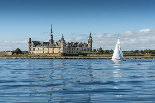 Le Château de Kronborg, Odense