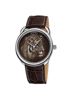 Hermes_Higlights Baselworld 2016_Arceau Tigre_Pictures_Product_Arceau Tigre®Claude Joray