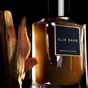 Elie Saab, collection des essences, Santal