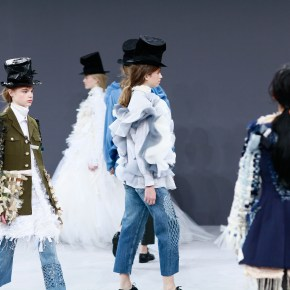 VIKTOR&ROLF Automne Hiver 16-17 HAUTE COUTURE