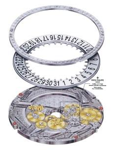 Patek Philippe Annual Calendar Ref. 5396_Images_1996_Annual Calendar_Drawnigs 315 S IRM QA LU_315 S IRM QA LU_jpeg_RVB_patent