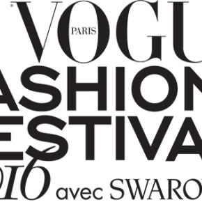 Première édition du « Vogue Fashion Festival » à Paris les 4 et 5 novembre 2016