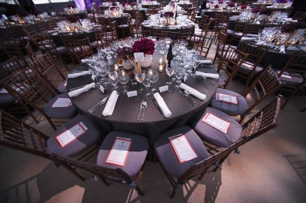 NEW YORK, NY - OCTOBER 17: A view of the interior at the God's Love We Deliver Golden Heart Awards on October 17, 2016 in New York City. (Photo by Larry Busacca/Getty Images for Michael Kors)