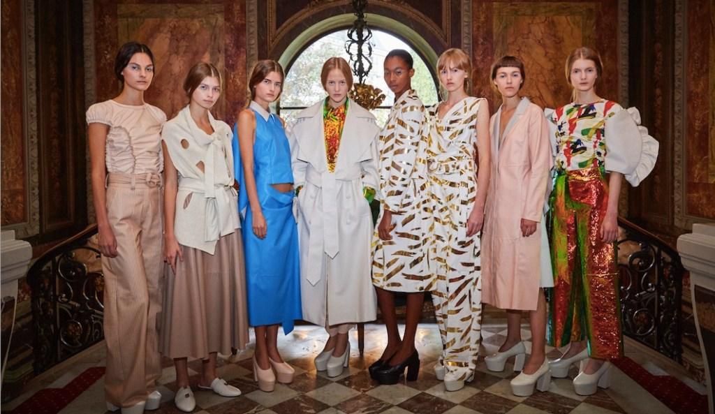 Fashion Week Printemps/Été 2017 : DROMe