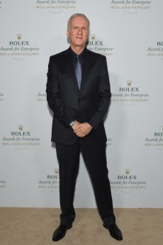 HOLLYWOOD, CA - NOVEMBER 15: Filmmaker James Cameron attends the 2016 Rolex Awards For Enterprise at the Dolby Theatre on November 15, 2016 in Hollywood, California. (Photo by Emma McIntyre/Getty Images for Rolex Awards for Enterprise )