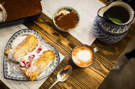Biglove Caffè - Pain perdu cappuccino et tiramisu sans gluten - Credit photo Sébastien Pontoizeau