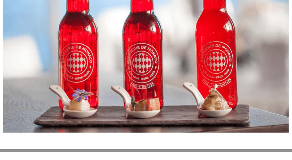 Bières de luxe Brasserie de Monaco
