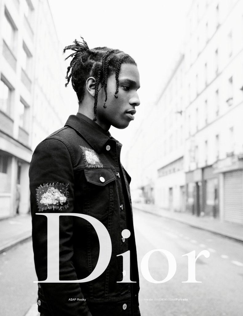CAMPAGNE ETE 2017 de Dior Homme