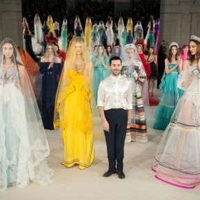 ALEXIS MABILLE, Haute Couture, Printemps-Eté 2017
