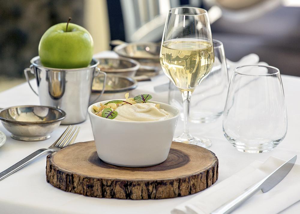Chez l'épicier: le Québec et le luxe à la française se marient
