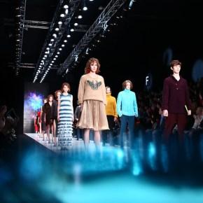 Mercedes Benz Fashion week Russia : Jour 3