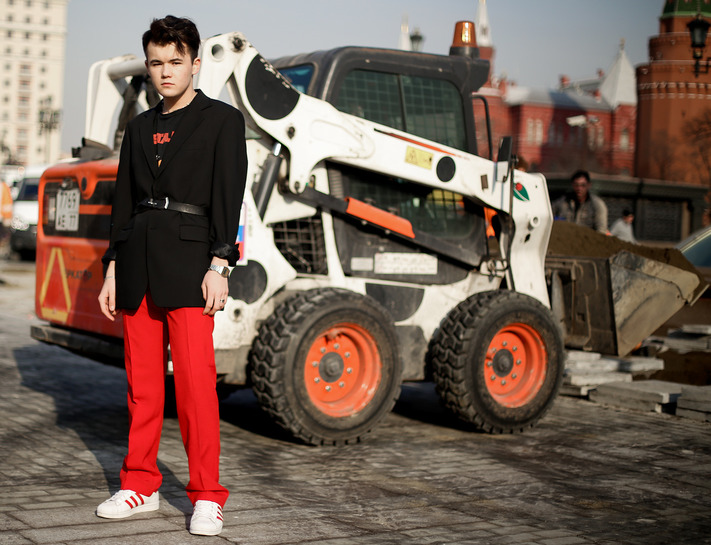 Mercedes Benz Fashion week Russia: Jour 4