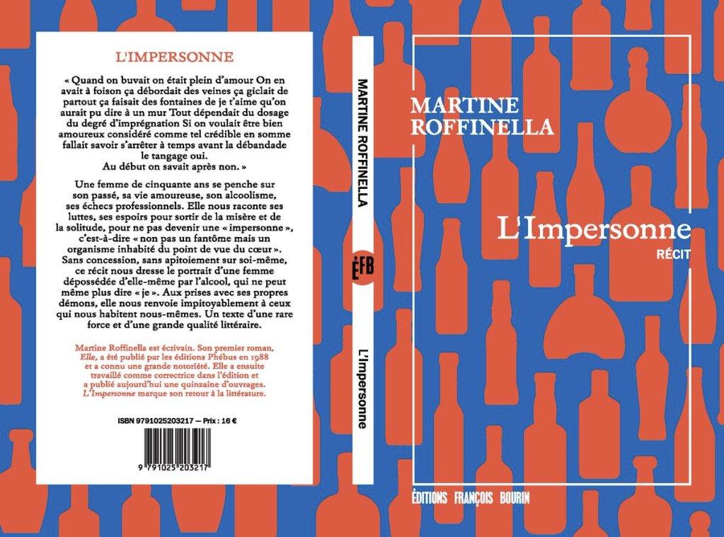 Conversation avec Martine Roffinella autour de L'Impersonne