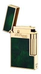 emerald green lighter open