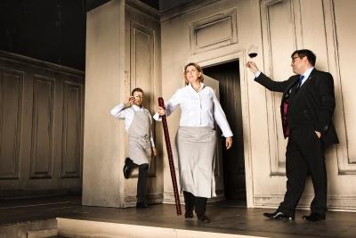 Le 26 Avril, vivez une expérience théâtrale et culinaire inédite au Prince de Galles.