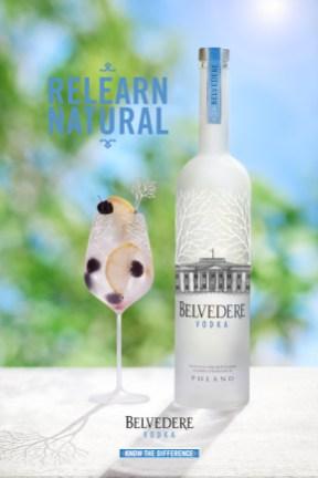 Cocktail Belvedere 2017 - Cerise et Rose Ambiance