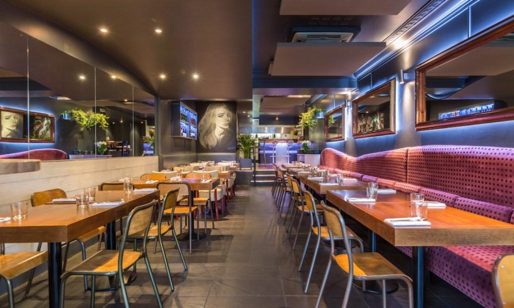 Froufrou, un restaurant  bistronomique à Saint Germain des Près