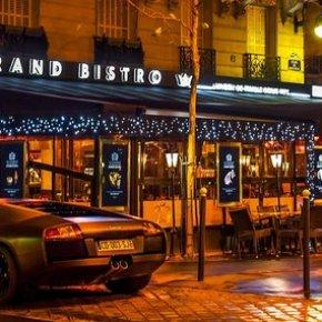 L'AUBERGE DU MOULIN VERT et LE GRAND BISTRO PARIS