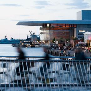 Copenhague sur deux roues