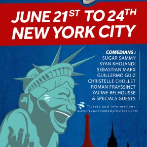 French Comedy Festival of New-York !
