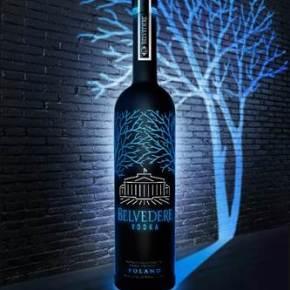 Belvedere dévoile son nouveau magnum : Belvedere Midnight Saber