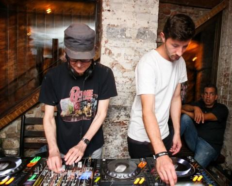 Justin Strauss, DJ Boy