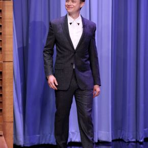 Dane DeHaan in Givenchy by Riccardo Tisci