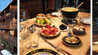 Les Grands Crus de Fondues ®: le restaurant du M de Megève