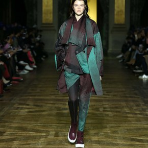 ISSEY MIYAKE, Automne Hiver 2017