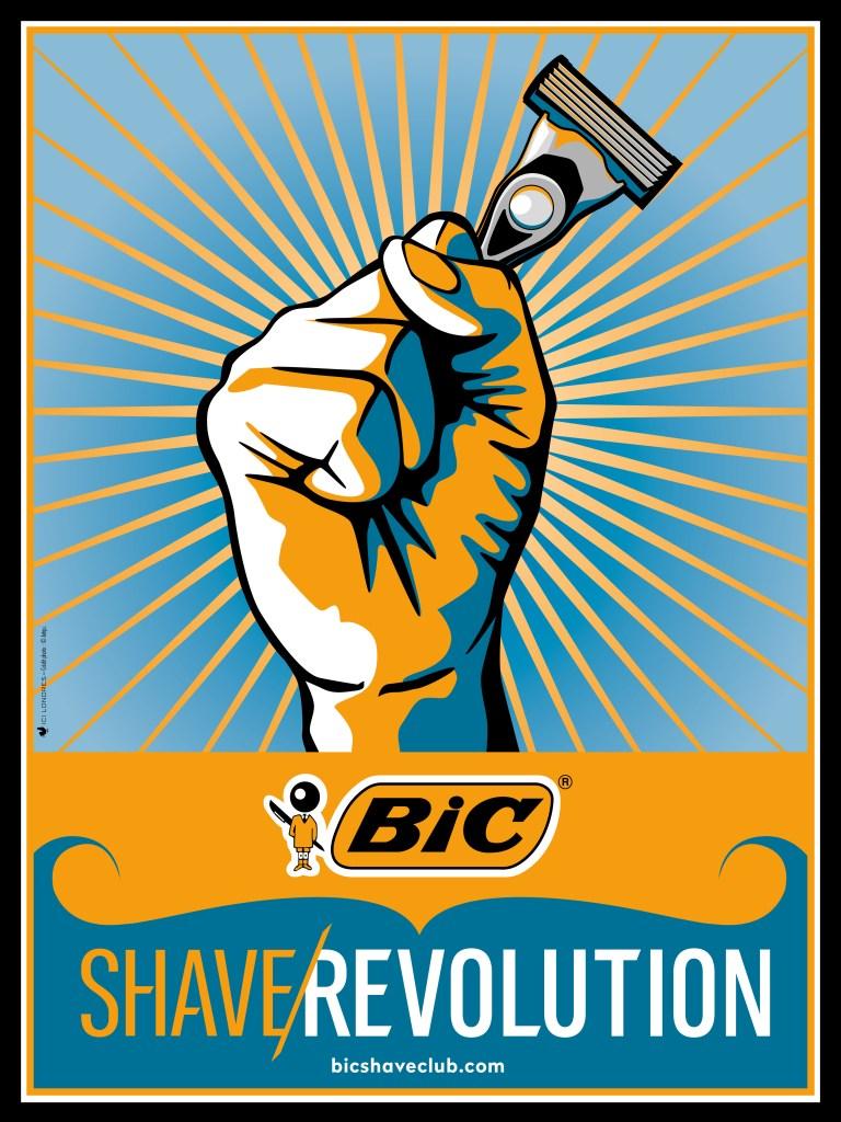 Le BIC SHAVE CLUB